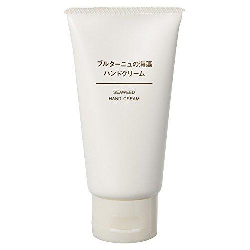 無印良品 ブルターニュの海藻 ハンドクリーム 50g 日本製
