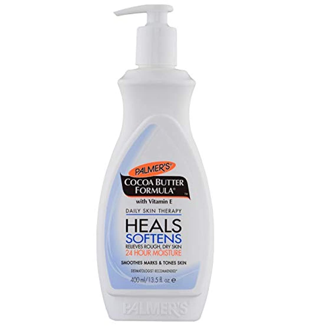 マルクス主義者レッスン雪のPalmer's Cocoa Butter Formula Moisturizing Lotion, Pump 400ml