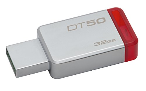 キングストン Kingston USBメモリ 32GB USB3.0 DataTraveler 50 DT50/32GB 5年保証