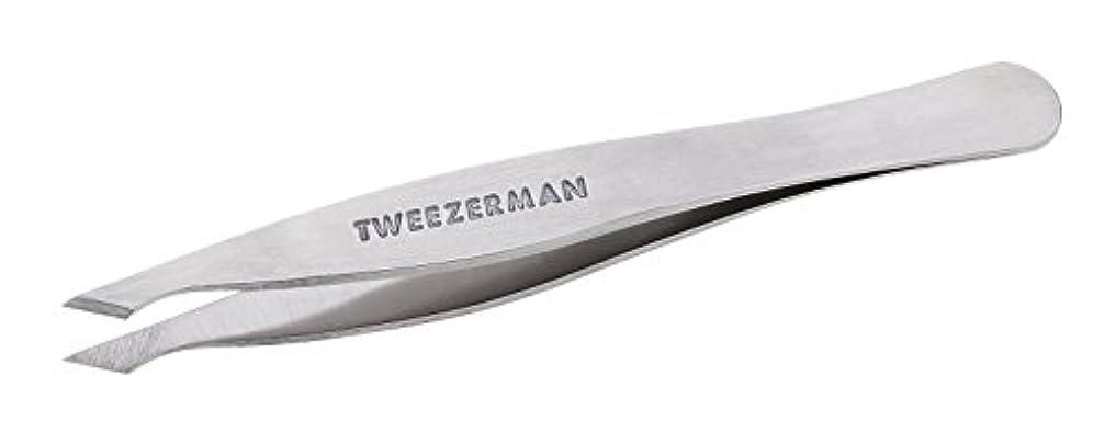 改善野心的不安Tweezerman/ツイザーマン ポイントスラントツイーザー[並行輸入品]