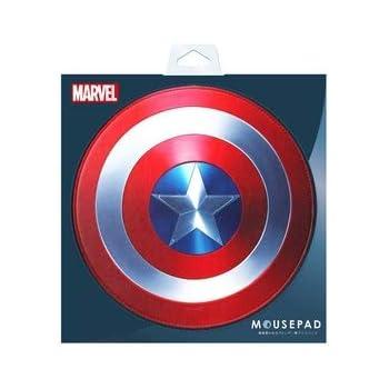 MARVEL マウスパッド キャプテン・アメリカ PG-DMP351CTA