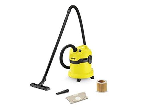 RoomClip商品情報 - Karcher(ケルヒャー) 【水もゴミもラクラク吸引】乾湿両用 バキュームクリーナー MV2