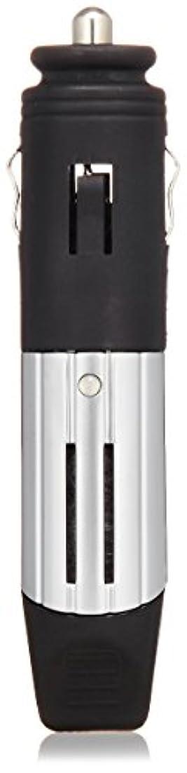 ベンチャー香ばしい処理するHeavenly Aroom ドライブアロマディフューザー シルバー