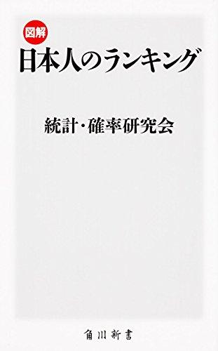 図解・日本人のランキング (角川新書)の詳細を見る