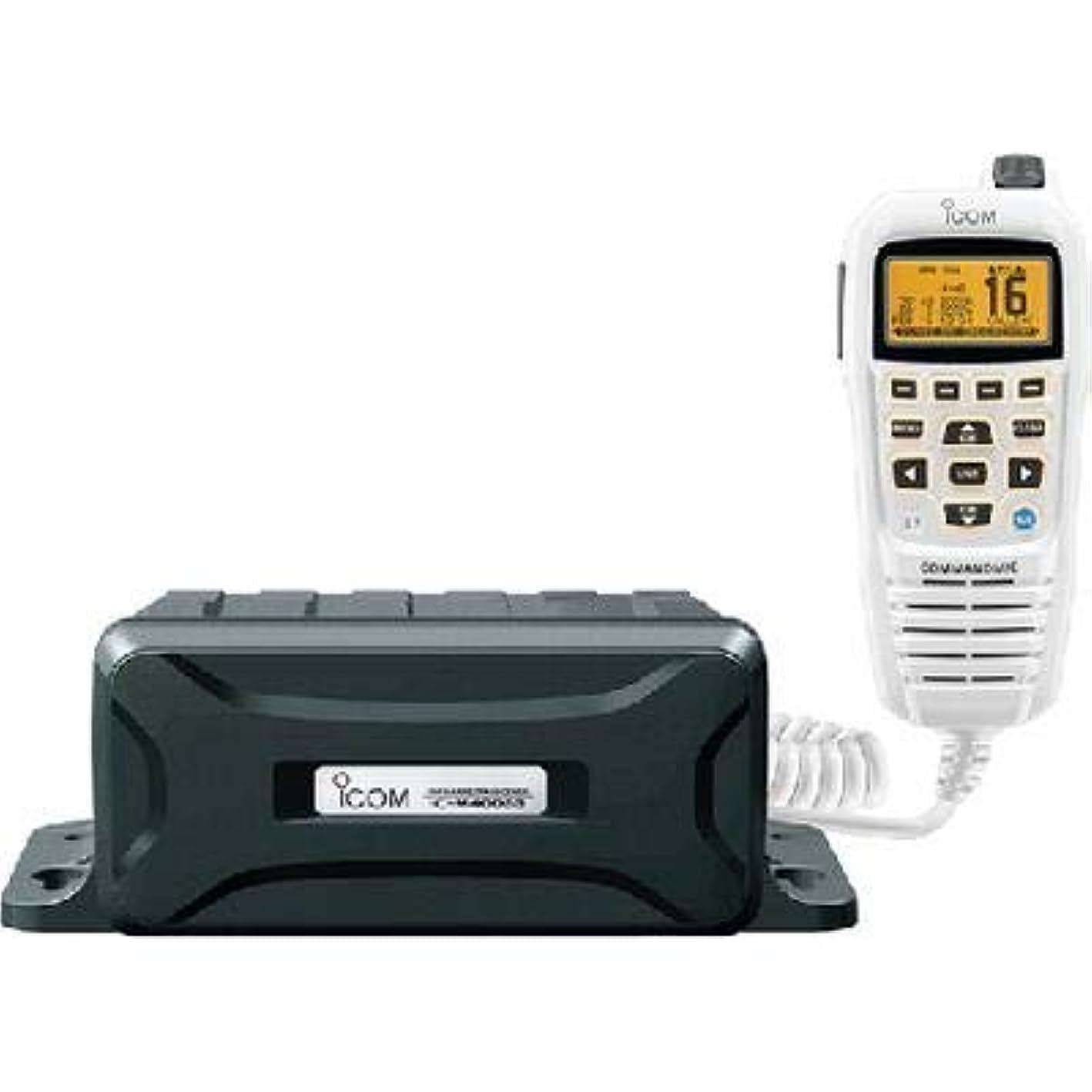 法律により思慮のない資格Icom M400BBSW マリンブラックボックス VHFトランシーバー