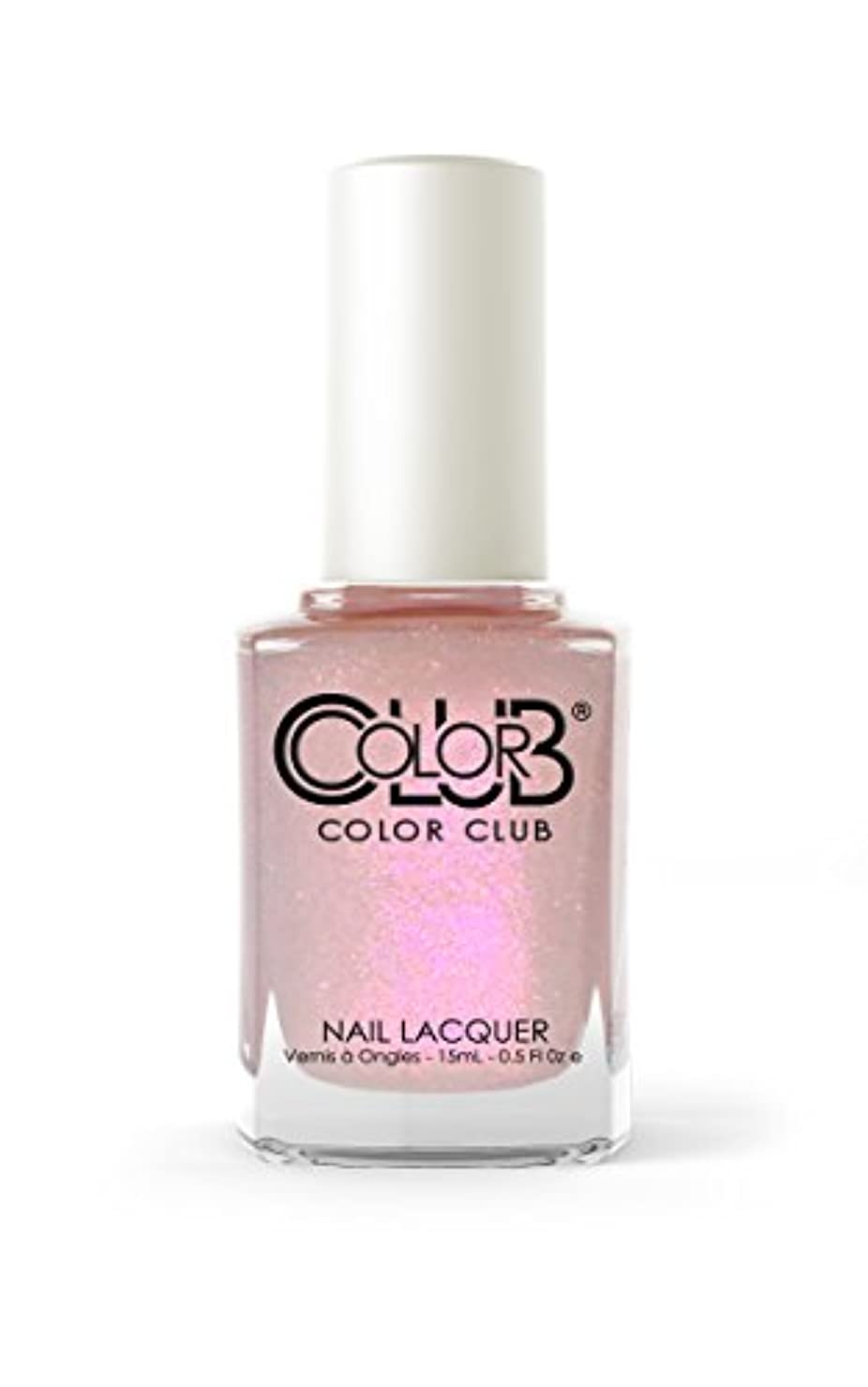 月曜霧深い皮Color Club Lacquer - Shine Shifter Collection Spring 2018 - Light The Way - 15 mL / 0.5 oz