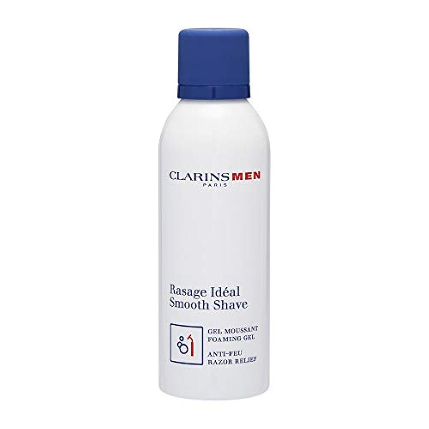 スクラッチエンゲージメントランチクラランス(CLARINS) クラランスメン スムース シェイヴ(シェイヴィングジェル) 150ml [並行輸入品]