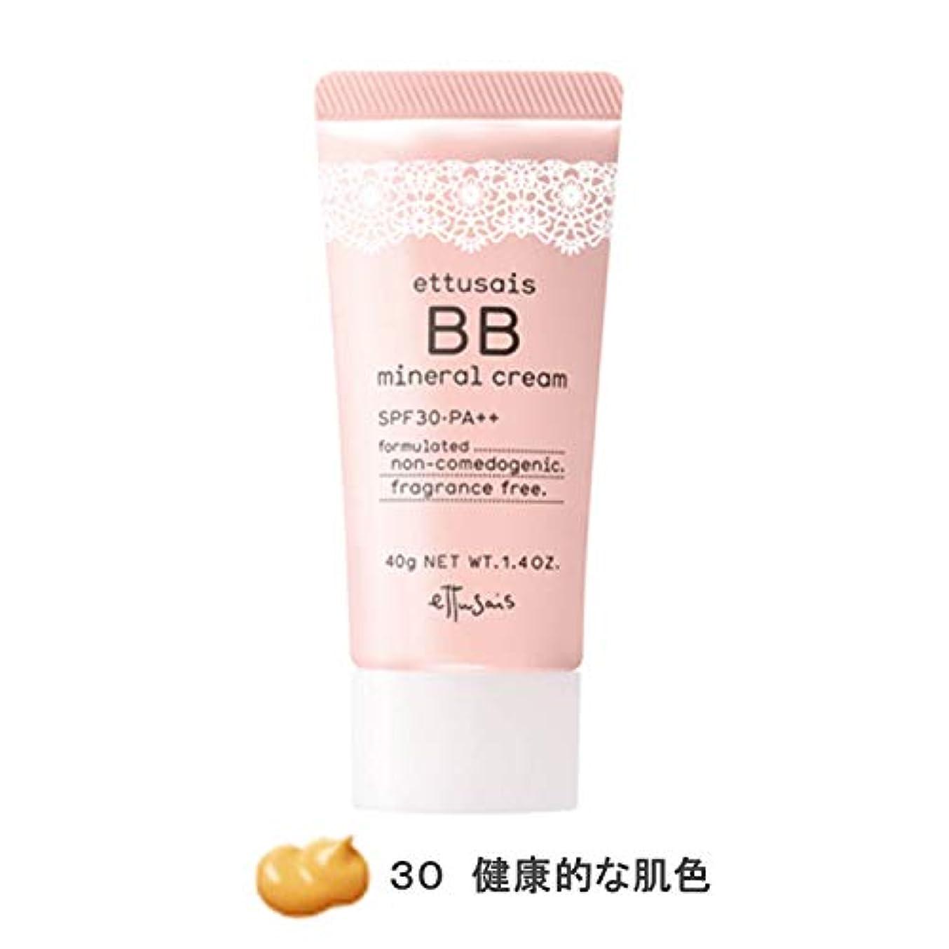 補正経験レイアエテュセ BBミネラルクリーム 30(健康的な肌色) SPF30?PA++ 40g
