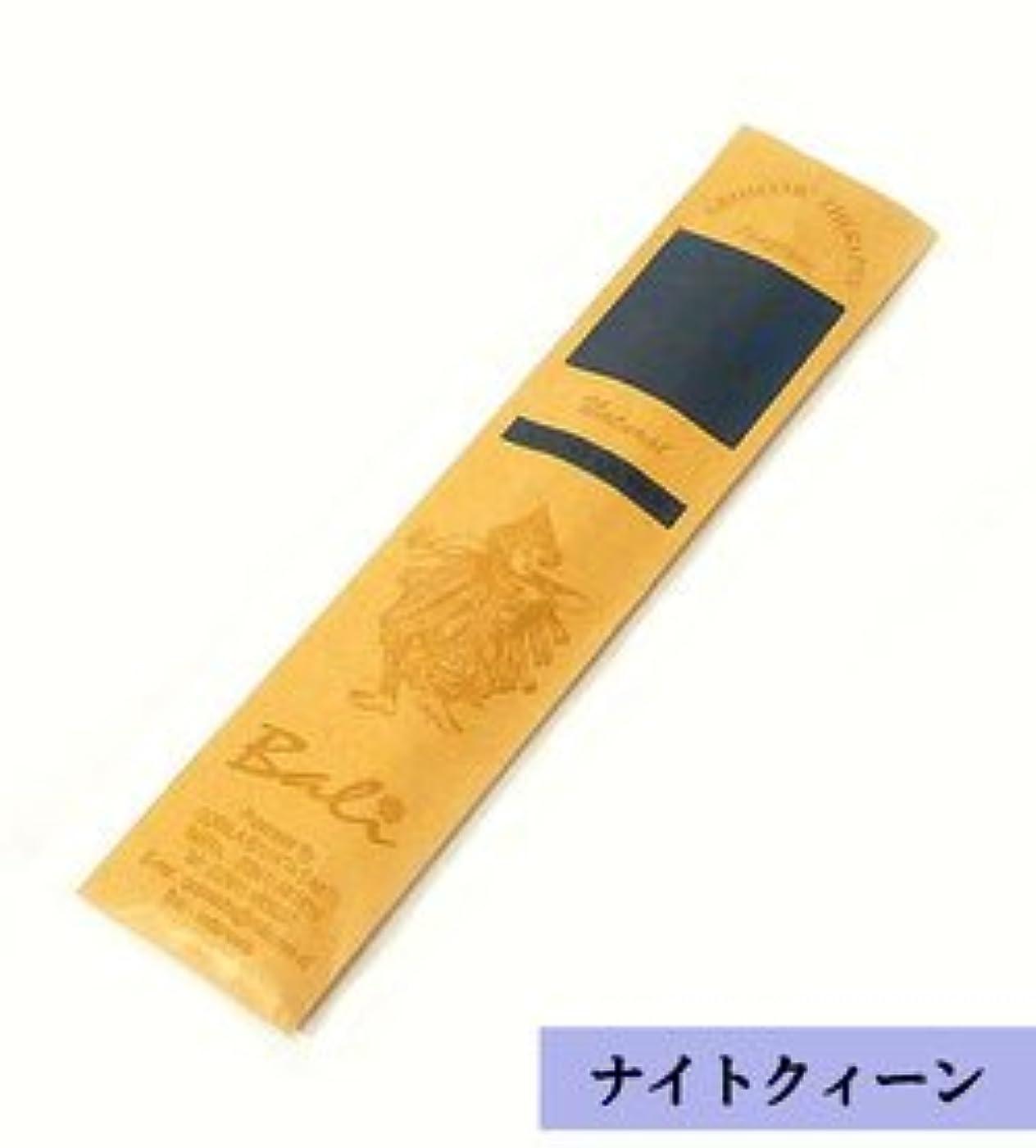 バリのお香 BHAKTA 【ナイトクィーン】 NIGHT QUEEN ロングスティック 20本入り アジアン雑貨