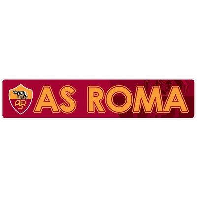 [해외]AS 로마 (엔지니어링) 범퍼 스티커/AS Roma (engine) bumper sticker