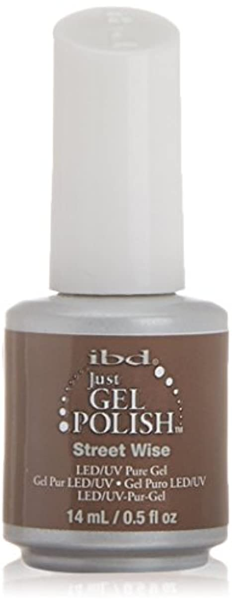 鋭く群れ確かなibd Just Gel Nail Polish - Street Wise - 14ml / 0.5oz