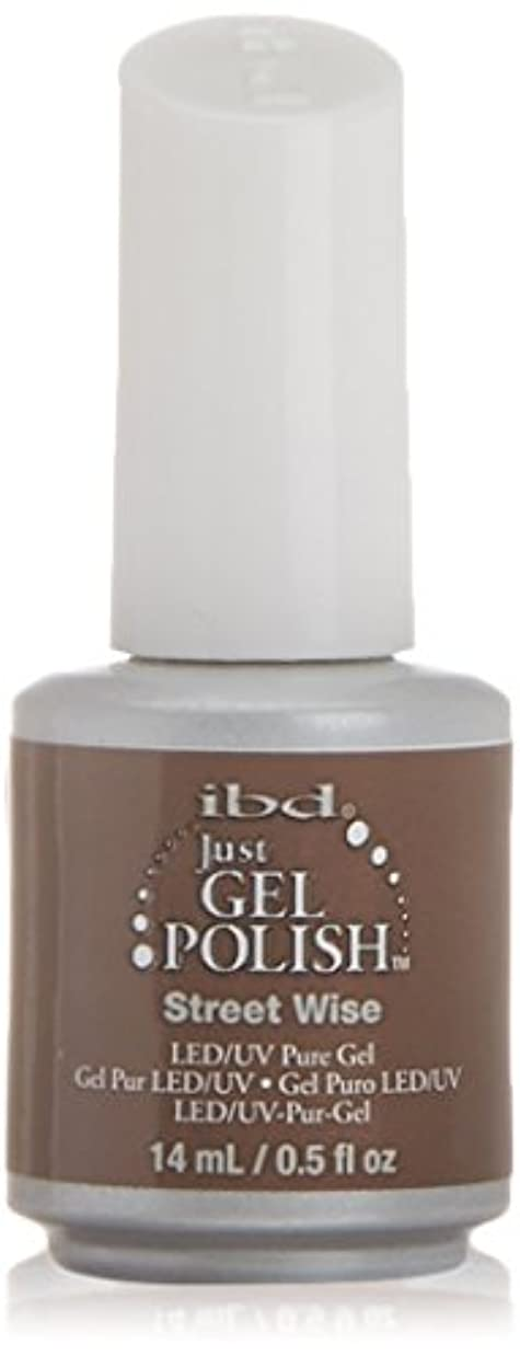 ペダル計画会話型ibd Just Gel Nail Polish - Street Wise - 14ml / 0.5oz