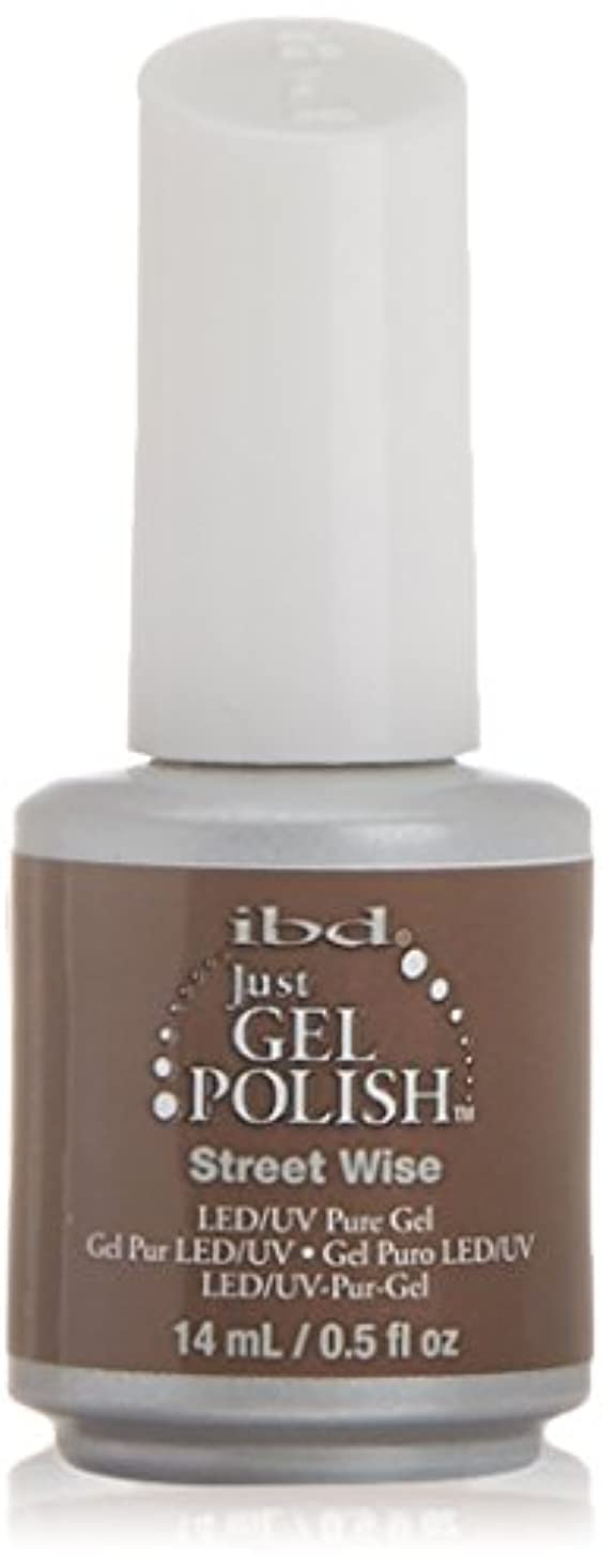 広くトラック雄弁家ibd Just Gel Nail Polish - Street Wise - 14ml / 0.5oz