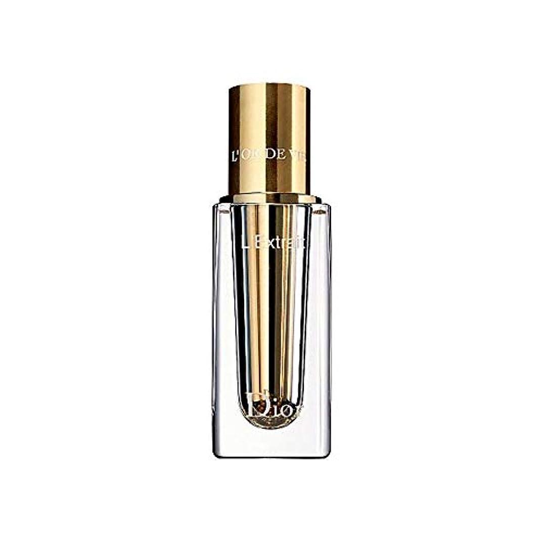 フィットネス体細胞教える[Dior] ディオールL'またはデはExtrait詰め替え15ミリリットルをL'Vieが - Dior L'Or De Vie L'Extrait Refillable 15ml [並行輸入品]
