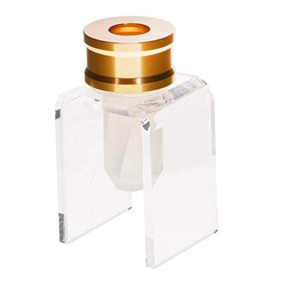 不規則な解くぺディカブDIYビルダー口紅パッケージ用の金型クランプリングを埋めるシンプルな金型設計シリコーン口紅バーム口紅型は1セット