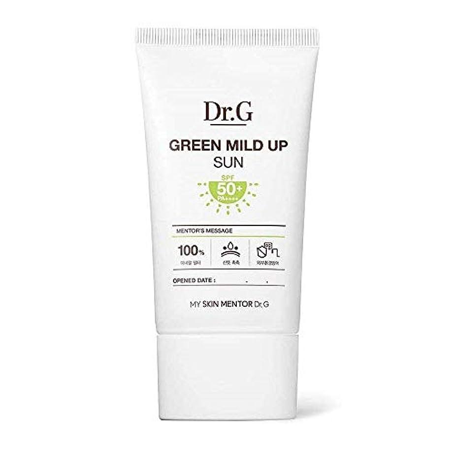 セラーバイアス将来のDr.G ダクトジ のグリーンマイルドアップサンクリーム Green Mild Up Sun (50ml) SPF50+ PA++++ [韓国日焼け止め] DR G DRG