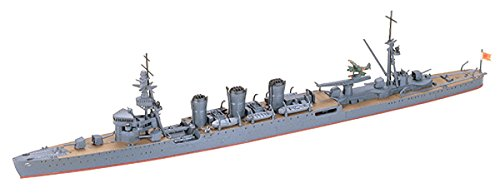 タミヤ 1/700 ウォーターラインシリーズ No.316 日本海軍 軽巡洋艦 球磨 プラモデル 31316