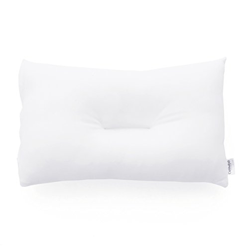 COMODO 寝心地重視の頚椎サポート枕 スタンダードタイプの機能まくら 35×55cm 頚椎安定枕 - COMODOオリジナル 安眠枕 CMR3555 [日本製]