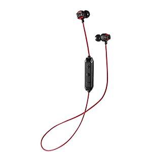JVC HA-FX101BT Bluetoothイヤホン XXシリーズ/重低音/ワイヤレス/小型・軽量設計 レッド HA-FX101BT-R