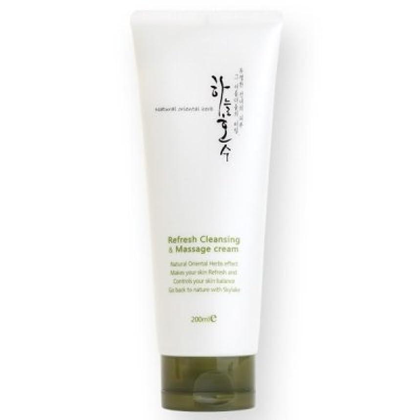 平野ケーキ教授ハヌルホス[Skylake] Skylake Refresh cleansing Massage Cream 200ml リフレッシュ マッサージクリーム 200ml