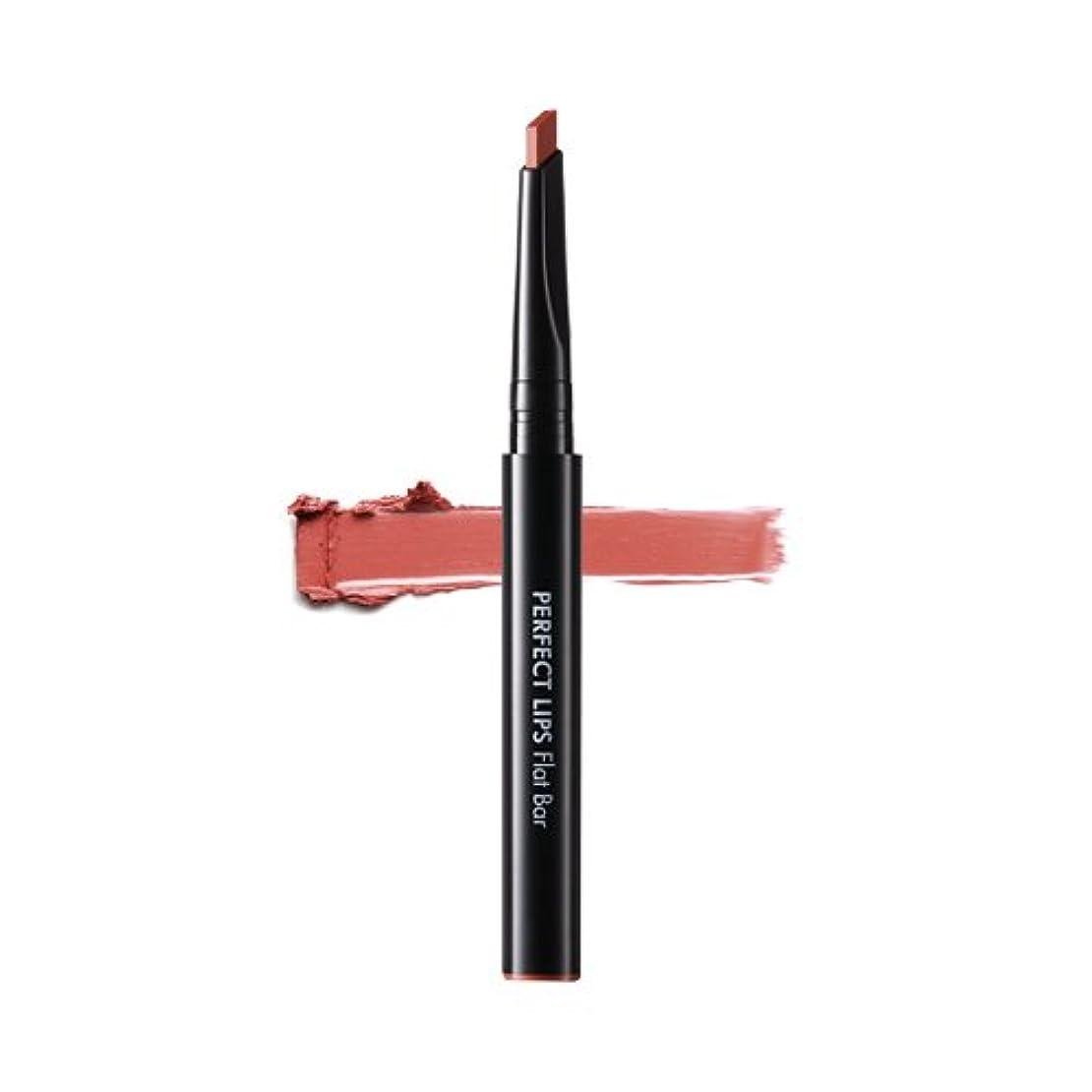放射性戸棚ナチュラル[New] TONYMOLY Perfect Lips Flat Bar 0.3g/トニーモリー パーフェクト リップス フラット バー 0.3g (#05 Vintage Coral) [並行輸入品]