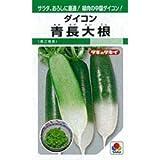 大根 種 青長大根 小袋(約10ml)