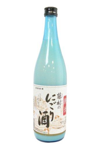 藤村のにごり酒 [純米酒]