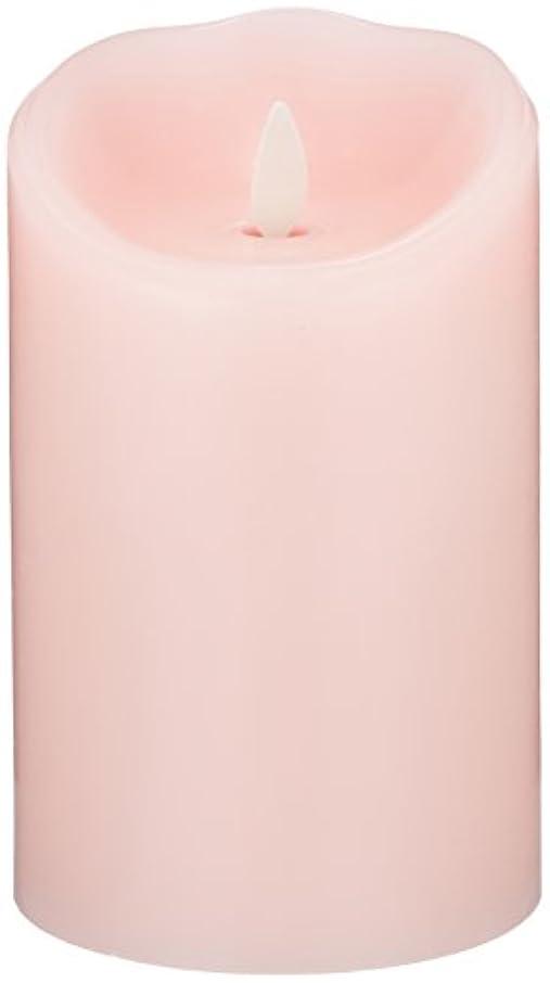 物思いにふける広々としたLUMINARA(ルミナラ)ピラー3.5×5【ギフトボックス付】 「 ピンク 」 03000000BPK