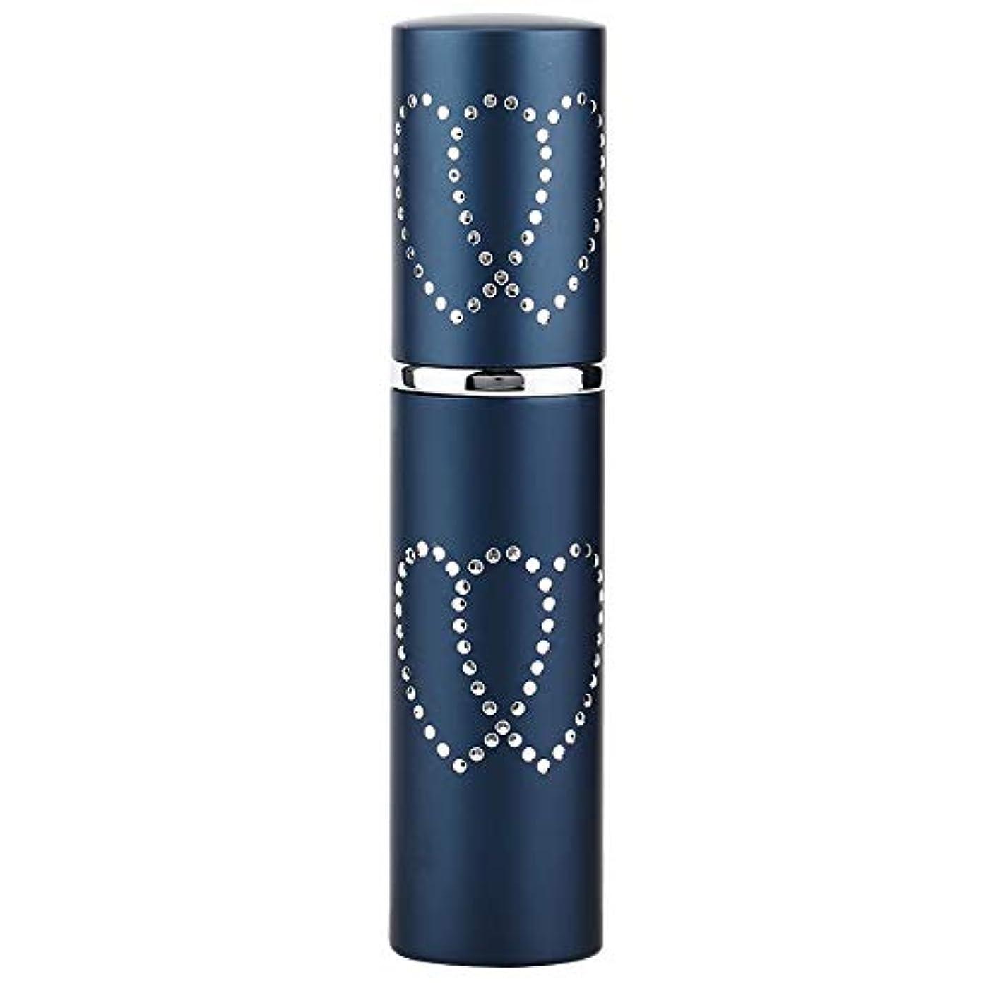 テーマ花婿マイコン2色10ml リムーバブル 詰め替え 空の香水瓶 香水スプレー アトマイザー(01)