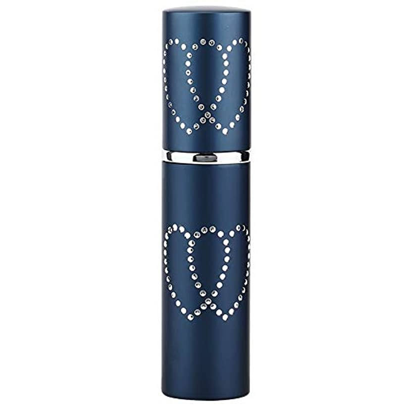 老人退院振り子2色10ml リムーバブル 詰め替え 空の香水瓶 香水スプレー アトマイザー(01)