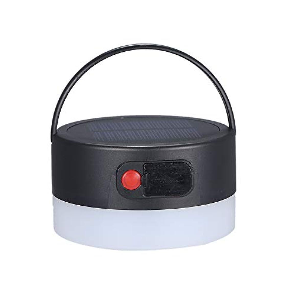 調和加速する芽Galapara LEDランタン 懐中電灯, 携帯用太陽LEDのキャンプのランタンライト太陽動力を与えられた及びUSBのテントの掛かる懐中電燈のための再充電可能な小型力銀行充満4つの照明モード屋外のハイキングのための調節可能な緊急夜ランプ釣り