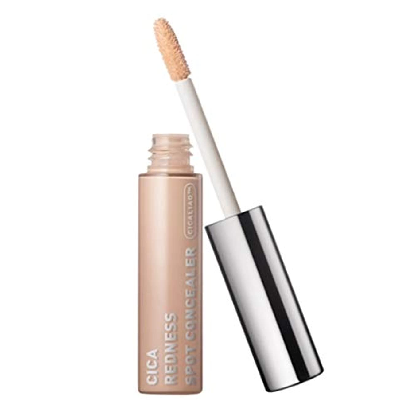 ご近所コンソールインドVT Cosmetics CICA REDNESS SPOT CONCEALER 01ライトベージュ02ナチュラルベージュ (02ナチュラルベージュ)