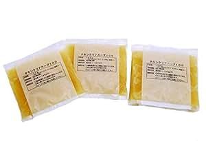 日本スープ チキンクリアスープ(冷凍100g×10袋)