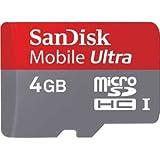 SanDisk Mobile Ultra microSDHC UHS-I カード 4GB SDSDQY-004G-J35A