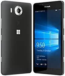 Microsoft Lumia 950 RM-1104 32GB Black ブラック [並行輸入品]