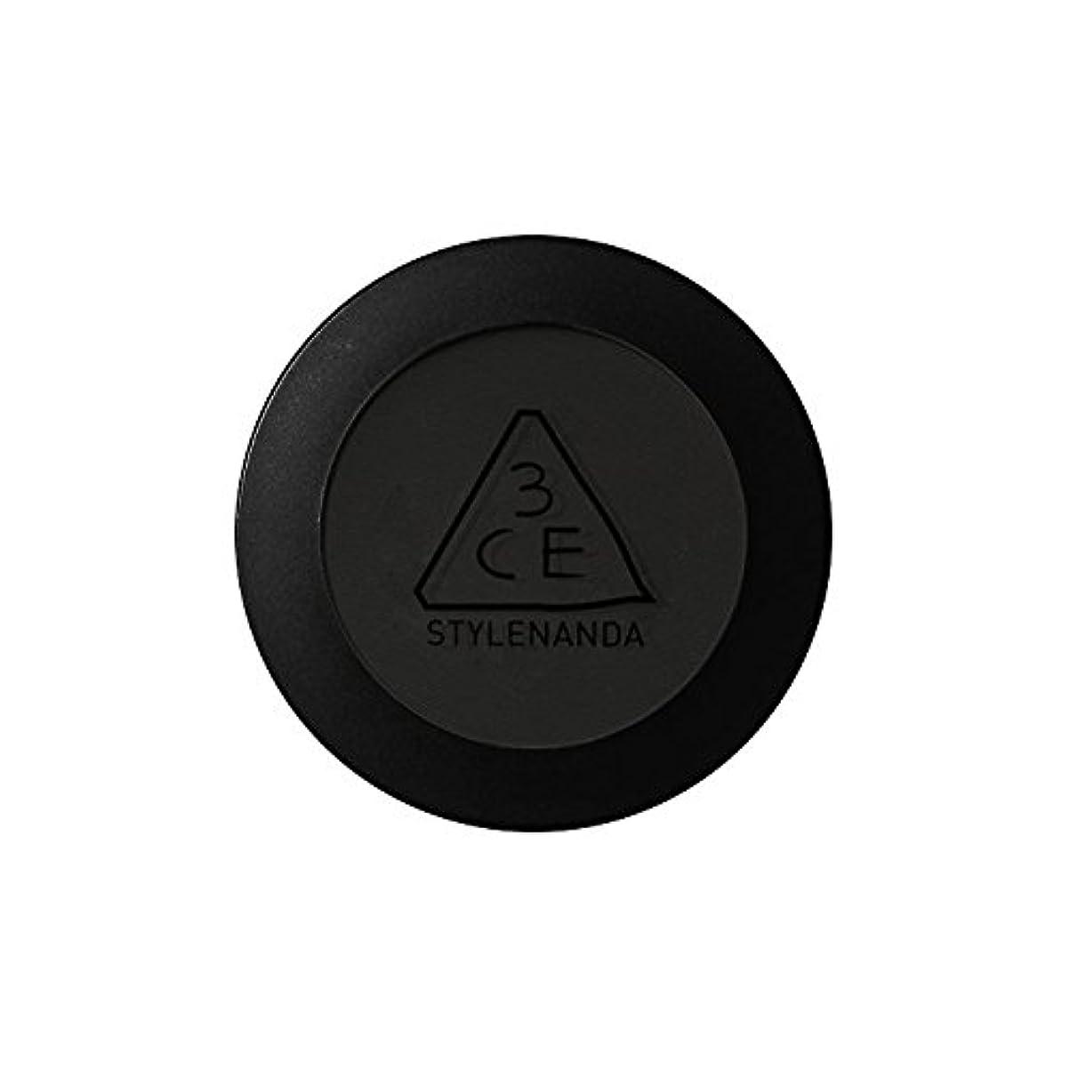 シフト三角形色合い3CE ONE COLOR SHADOW(Matt) #BLACK JACK / 3CE ワンカラーシャドウ(マット)2.5g [並行輸入品]