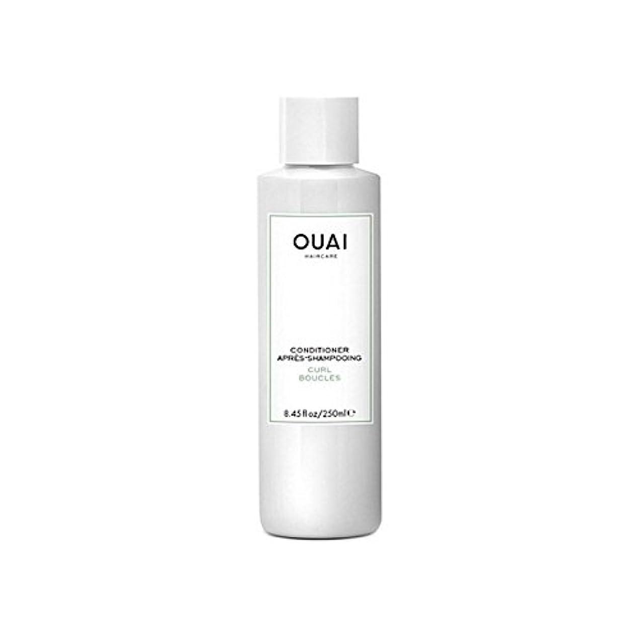 運営集めるメンタルOuai Curl Conditioner 250ml - カールコンディショナー250 [並行輸入品]