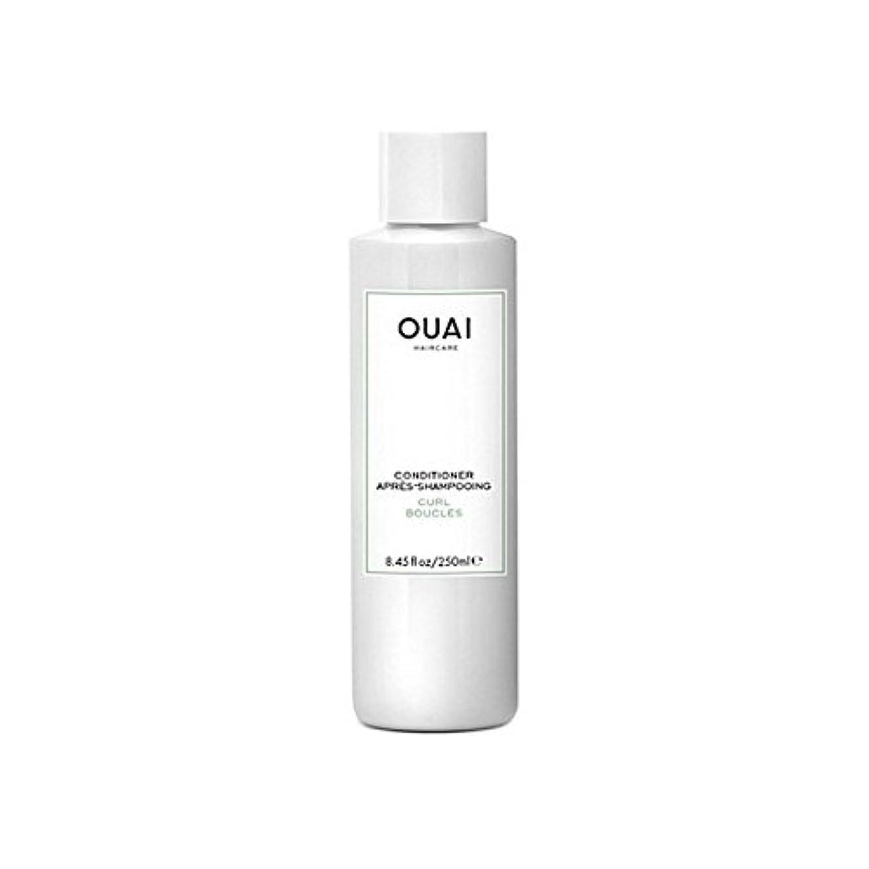 めったに建築対応するOuai Curl Conditioner 250ml (Pack of 6) - カールコンディショナー250 x6 [並行輸入品]