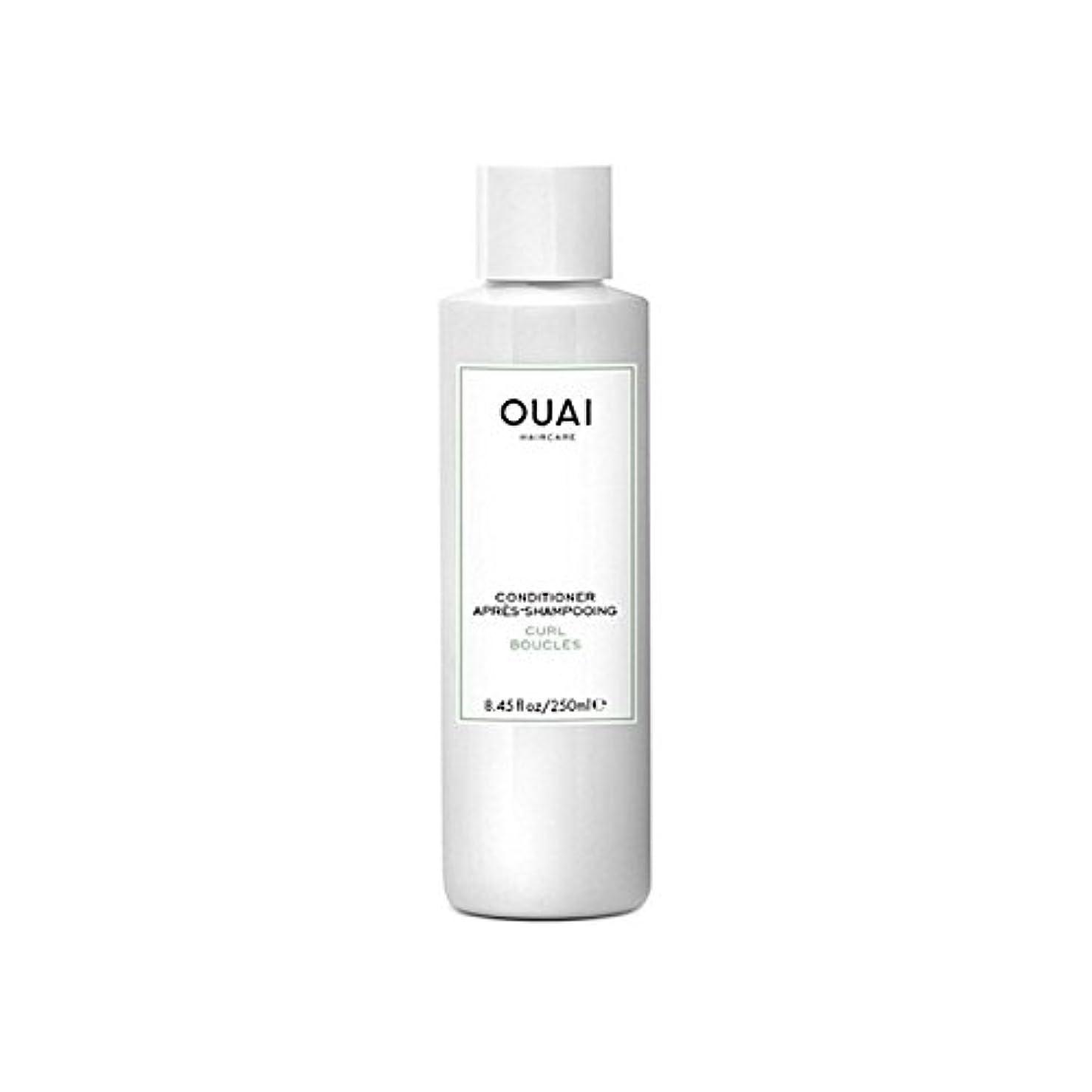 シダええ隙間Ouai Curl Conditioner 250ml - カールコンディショナー250 [並行輸入品]