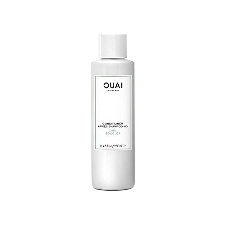 カールコンディショナー250 x4 - Ouai Curl Conditioner 250ml (Pack of 4) [並行輸入品]