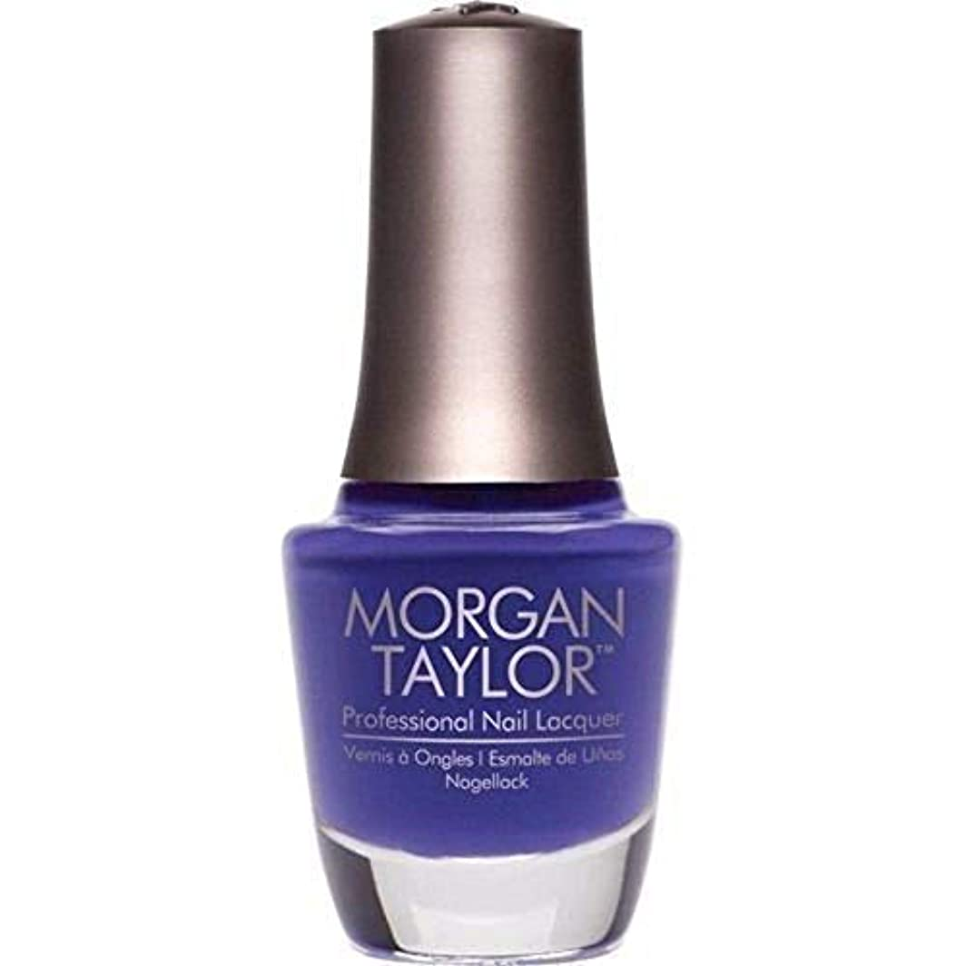 肉屋デッキ混合したMorgan Taylor - Professional Nail Lacquer - Anime-zing Color! - 15 mL / 0.5oz