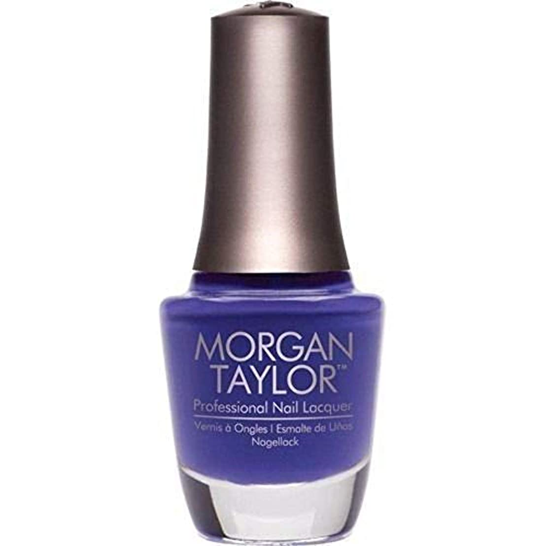 水陸両用固執増強するMorgan Taylor - Professional Nail Lacquer - Anime-zing Color! - 15 mL / 0.5oz