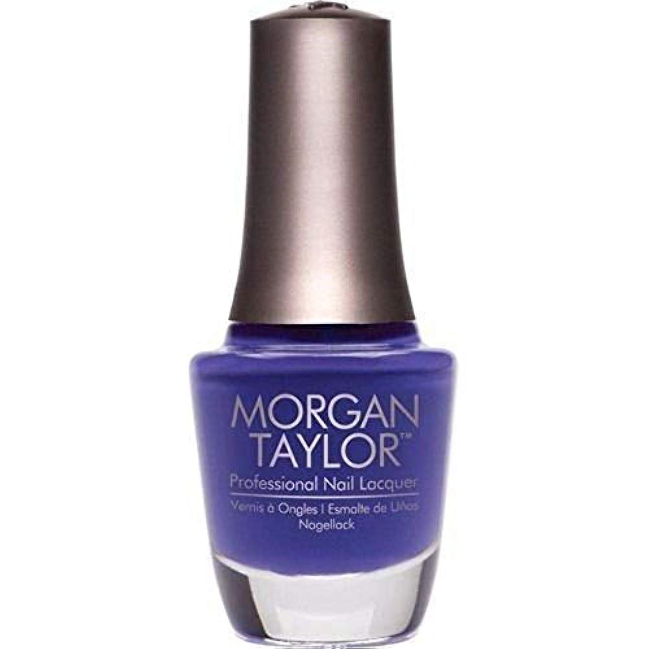 補う合意唯物論Morgan Taylor - Professional Nail Lacquer - Anime-zing Color! - 15 mL / 0.5oz