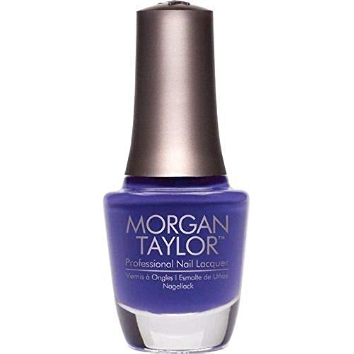 扇動する凝視わずらわしいMorgan Taylor - Professional Nail Lacquer - Anime-zing Color! - 15 mL / 0.5oz