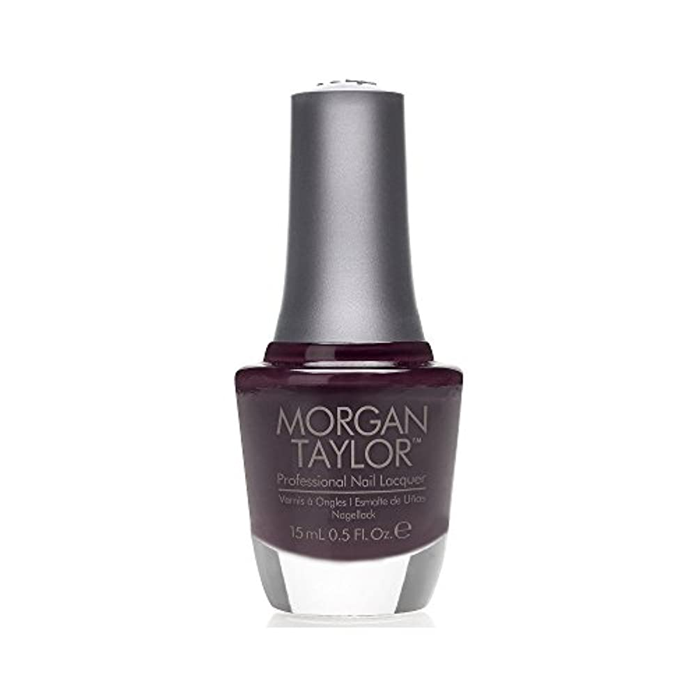 光沢恐れる折るMorgan Taylor - Professional Nail Lacquer - Well Spent - 15 mL / 0.5oz