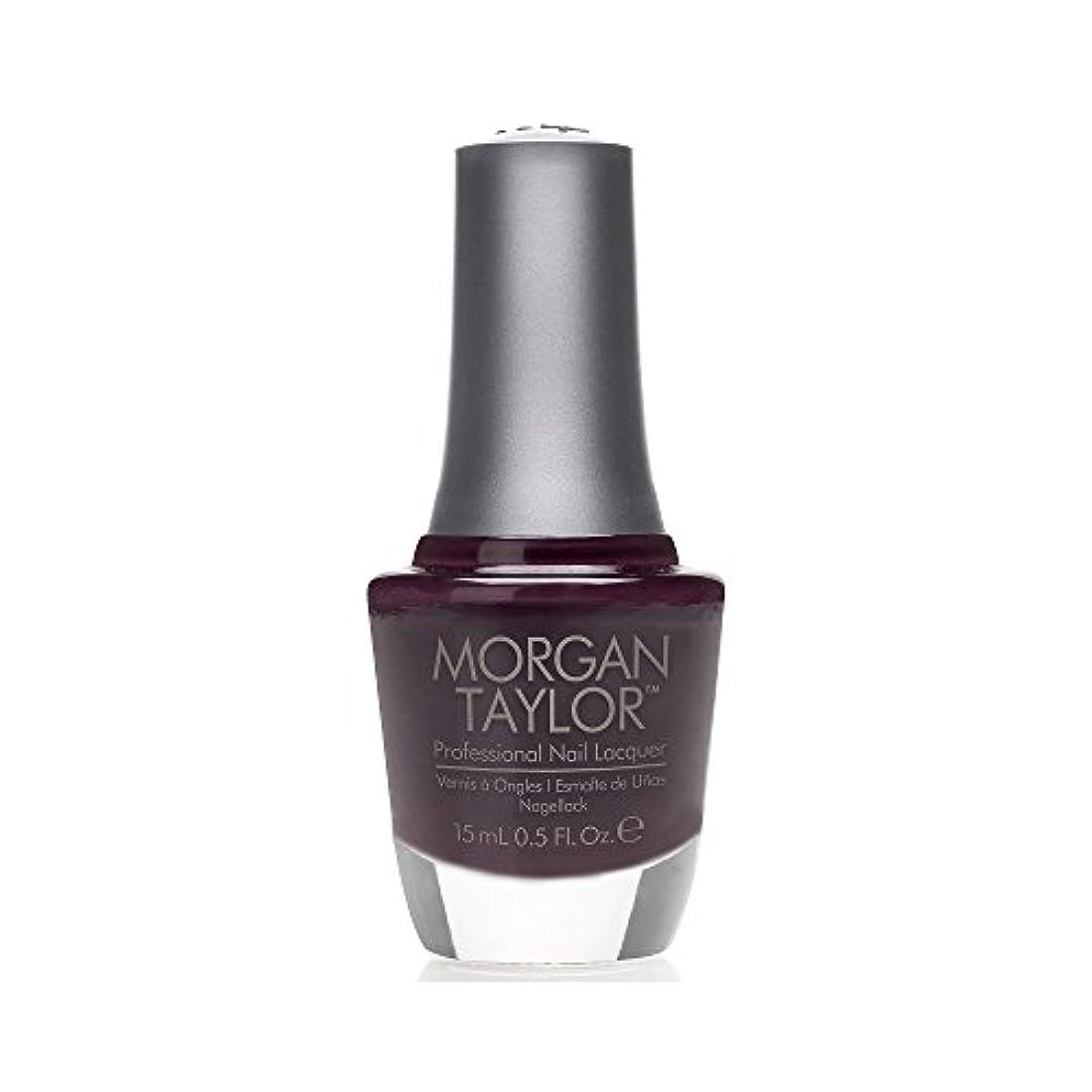 短命後ろに下品Morgan Taylor - Professional Nail Lacquer - Well Spent - 15 mL / 0.5oz