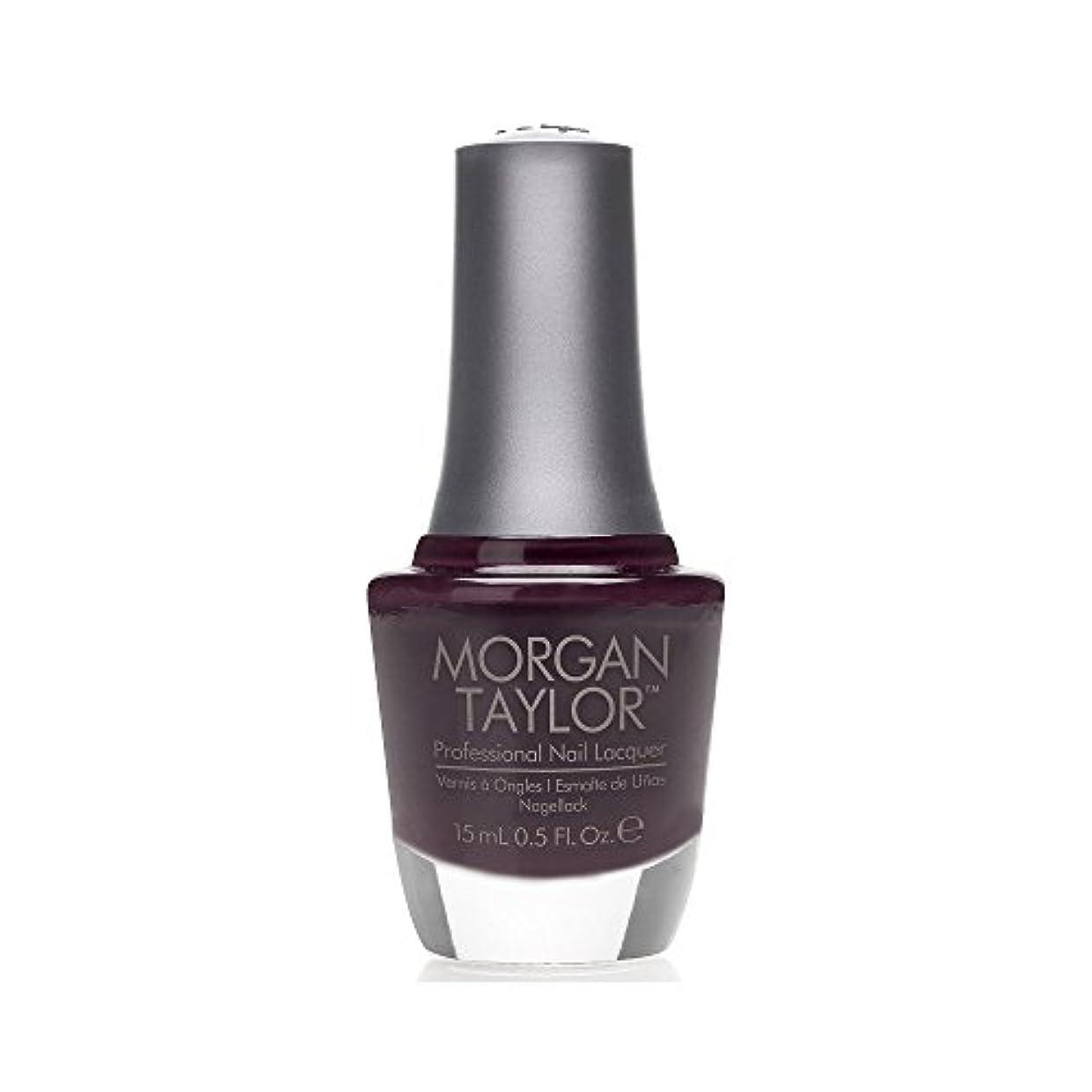 逆説言い訳直径Morgan Taylor - Professional Nail Lacquer - Well Spent - 15 mL / 0.5oz