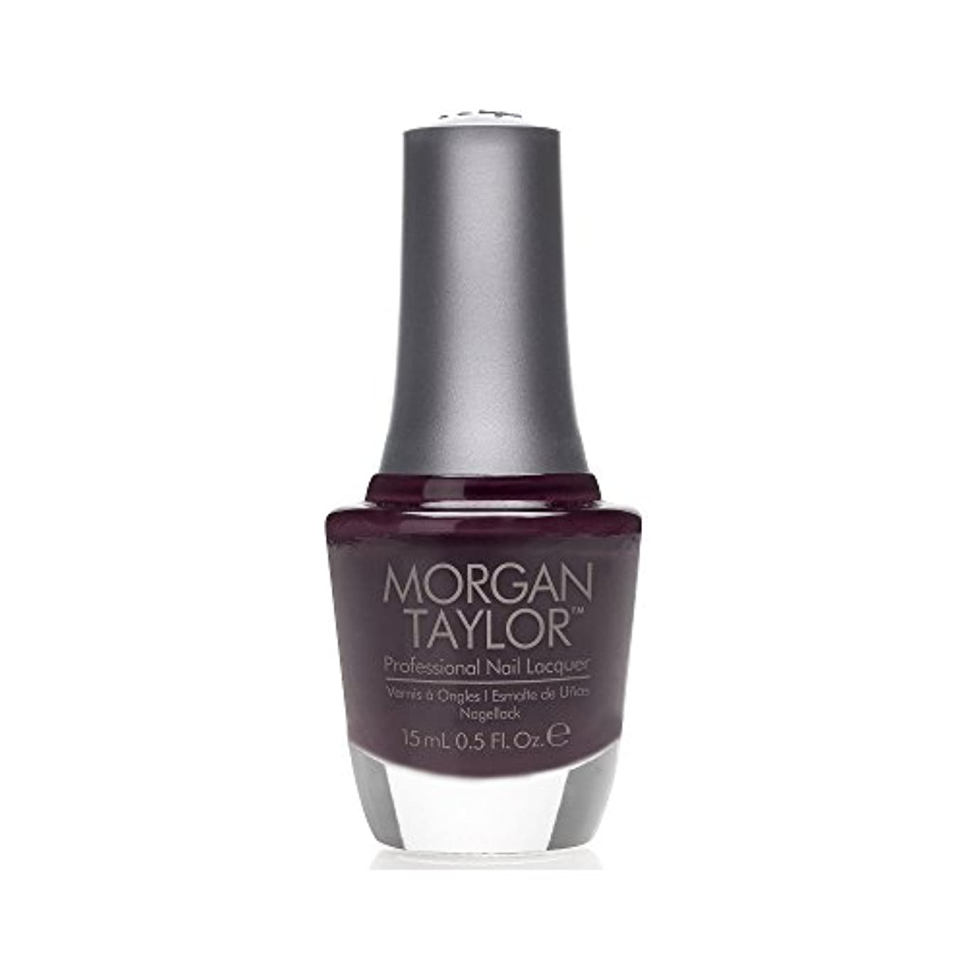 全国白内障動物Morgan Taylor - Professional Nail Lacquer - Well Spent - 15 mL / 0.5oz