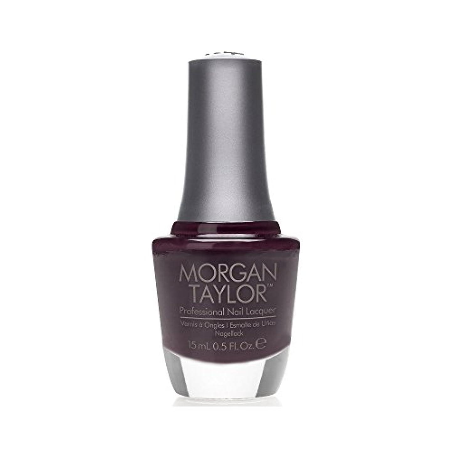 拘束する離れた現代Morgan Taylor - Professional Nail Lacquer - Well Spent - 15 mL / 0.5oz
