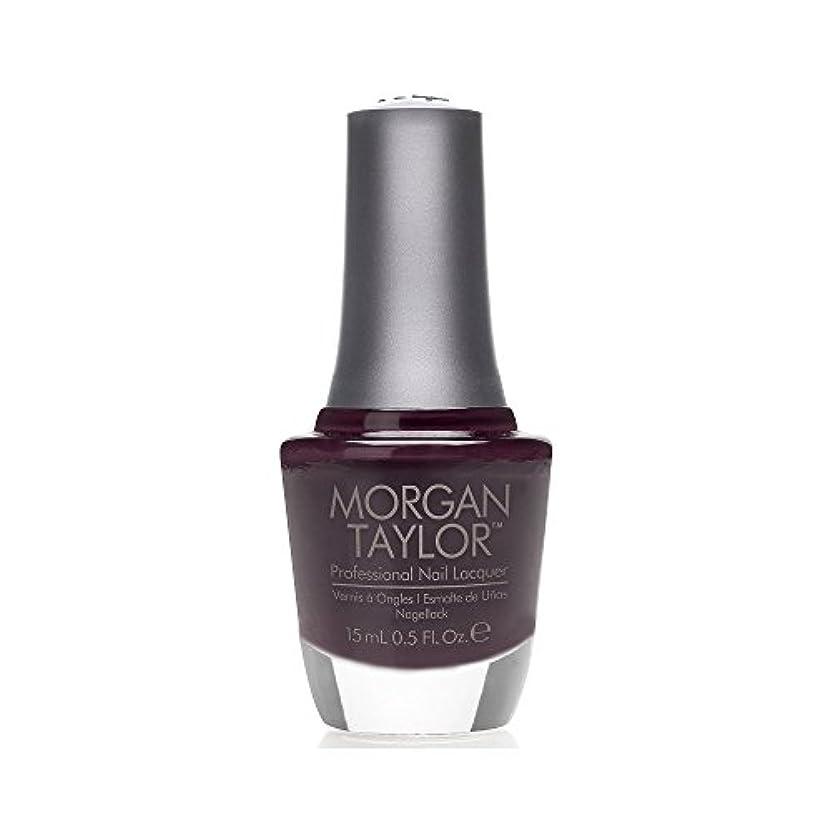 。抑圧者教室Morgan Taylor - Professional Nail Lacquer - Well Spent - 15 mL / 0.5oz